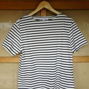 【購入品紹介】URBAN RESEARCH(アーバンリサーチ) バスクTシャツ