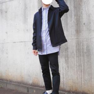 【購入品紹介】ストライプシャツ(ユニクロ)