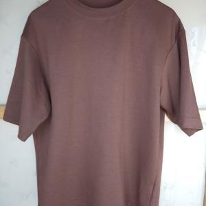 【購入品レビュー】エアリズムコットンオーバーサイズTシャツ(Uniqlo U)