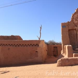 のどかな泥づくりの村「バシェンティー村」と、エジプトで一番満足した食事