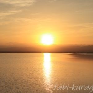 【ダナキルツアー2日目】美しい塩湖「アサレ湖」 エチオピアに来て、初めて笑えた日