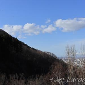 【札幌近郊・低山巡り】三角山~大倉山~奥三角山のプチ縦走&おまけの荒井山