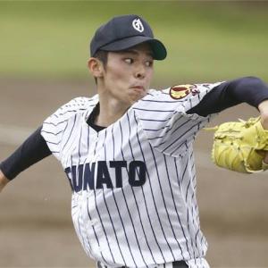 【最速163キロ!】ロッテ ドラフト1位 佐々木郎希 選手