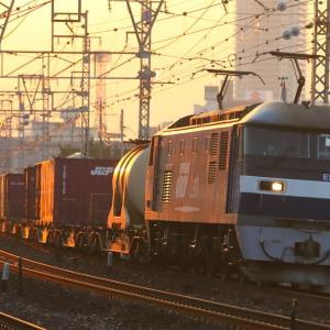 JR貨物 EF210 142 山陽本線