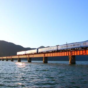 京都丹後鉄道 KTR8000形 丹後の海