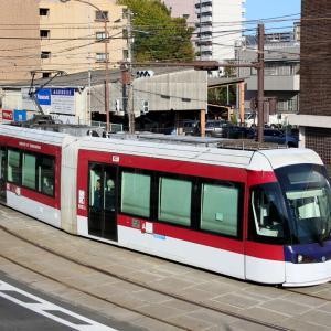 熊本市電 0800形
