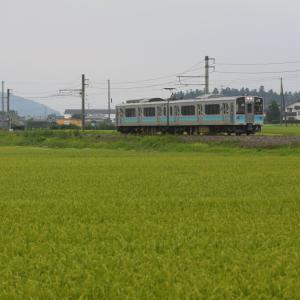 E127系100番台 大糸線