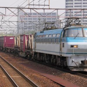 JR貨物 EF66 128 東海道本線