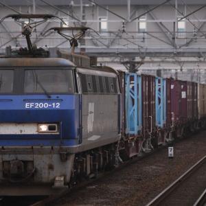 JR貨物 EF200 12 東海道本線