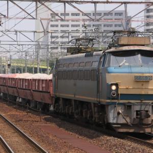JR貨物 EF66 39 赤ホキ 東海道本線