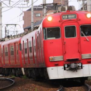 名古屋鉄道 6600系 瀬戸線