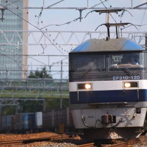 JR貨物 EF210 120 東海道本線