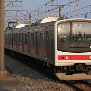 205系 京葉線