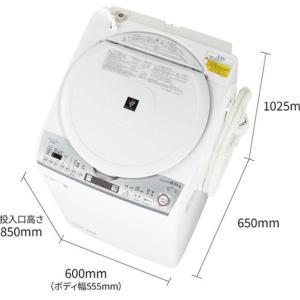 洗濯機を買うなら8キロの穴なし槽で黒カビなし