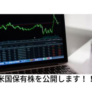 2019/11月分【米国株保有数を公開!】
