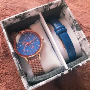 elle 腕時計 レディース