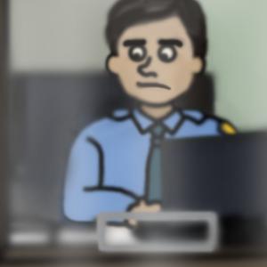 El procedimiento en la Oficina de Inmigración  6