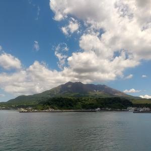 空きコマは桜島へ行こう〈Lonow的南九州ひとり旅①〉