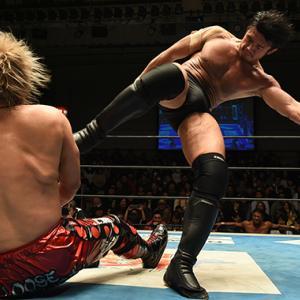 柴田勝頼の熱く強いストロングスタイルは感動するプロレス