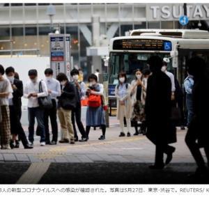 新型コロナ  第2派        東京都と北九州市が心配  (その3)