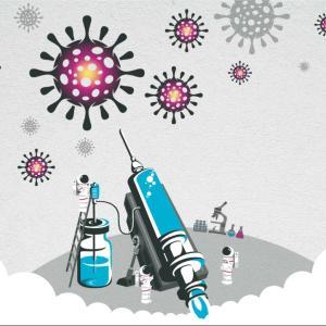 コロナワクチン開発