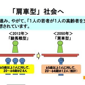 総数3617万人・総人口比は28.7%にまで増加した日本のお年寄り(2020年版)