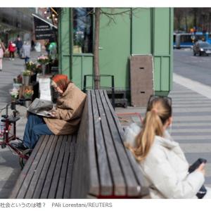 新型コロナ、スウェーデンは高齢者を犠牲にしたのか