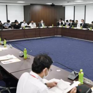 五輪期間中にも再宣言の可能性 国立感染研など試算  日本経済新聞 6月16日