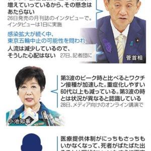 7月30日  朝日新聞朝刊からスクラップ