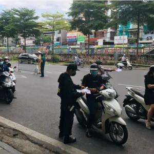 ベトナム首都ハノイ、外出禁止措置解除  日本経済新聞 9月21日
