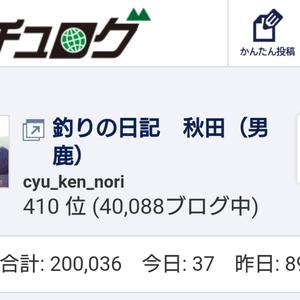 20万ビュー!
