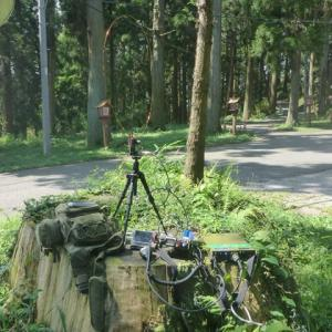 Wander-Loop 750 アンテナ