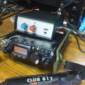 FT817での移動運用に使いやすいデジタルモード用インターフェースの作成