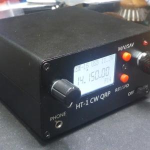 HT-1A CWトランシーバーの製作