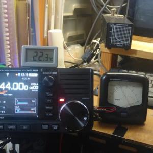 IC-705のクーリングシステムについて