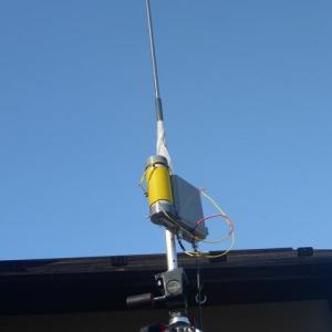 5.6m ロッドアンテナをHFアンテナとして使う (第2報)