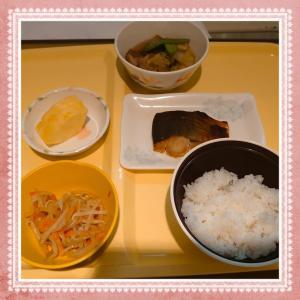 夕飯(2020/10/29)