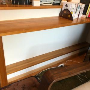モンテッソーリ教具棚 手作りDIY