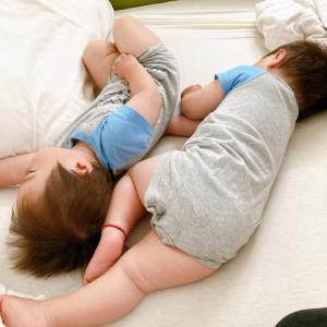 双子ママの睡眠事情 その7