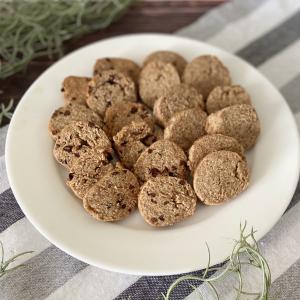 Stone Hillのカカオニブでクッキー作り!!