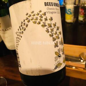 飲んだワイン マウント・ロジエール/ビーズ・ニーズ シュナン・ブラン ヴィオニエ2018 6点