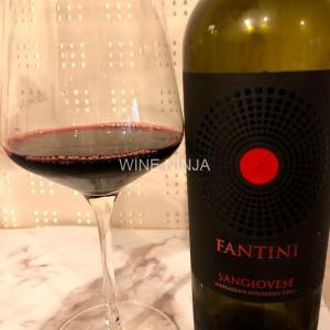 飲んだワイン ファルネーゼ/ファンティーニ サンジョヴェーゼ2018 7点