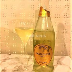 飲んだワイン アストリア/カーサ・デ・ブルーニ グラン・キュヴェ ブリュットN.V. 6点