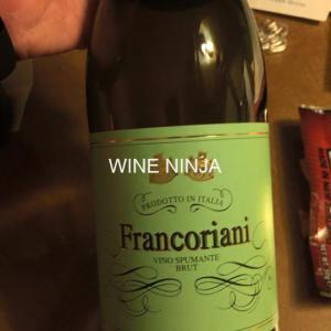 飲んだワイン カンティーナ・ボイド/フランコリアーニ スプマンテ ブルットN.V. 6点