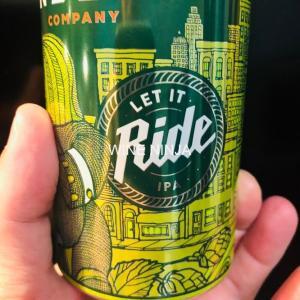 ビール インディード/レット・イット・ライドIPA