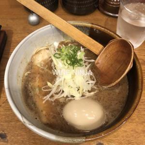 食べ歩き 渡なべ 西早稲田/ラーメン 7点