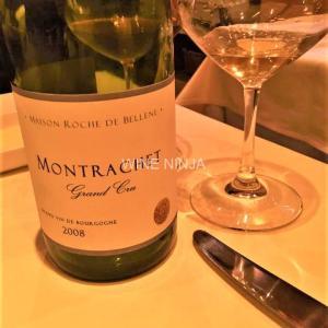 飲んだワイン メゾン・ロッシュ・ド・ベレーヌ/モンラッシェ グラン・クリュ2008 10点