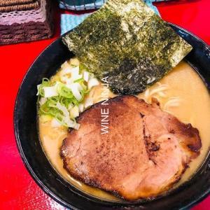 食べ歩き 極壱 大塚・帝京大学/ラーメン 7点