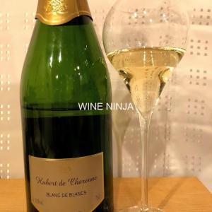 飲んだワイン ユベール・ド・シャレニー/ブラン・ド・ブランN.V. 7点