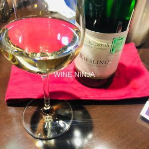飲んだワイン ヴァインケラーライ・クロスター/リースリング2018 7点